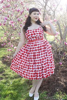 Rockabilly Clothing, Rockabilly Outfits, Pin Up Outfits, Pin Up Girls, Frocks, 1950s, Fashion Beauty, Vintage Fashion, Girly