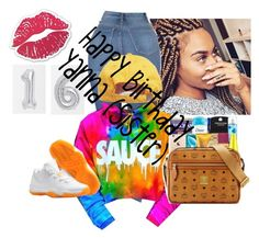 """""""Happy Birthday Yanna (Sister) #16"""" by sammy-pinckney ❤ liked on Polyvore featuring Urban Outfitters"""