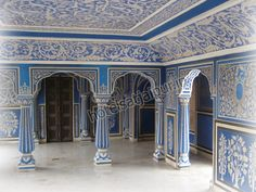 #City #Palace forts and palaces #jaipur have attracted tourists from all over the world. http://www.jaipur-hotels.co.in/jaipur-sightseeing