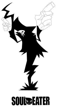 Shinigami - Soul Eater