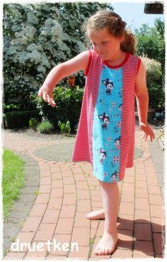 alles für selbermacher - Kleidchen in Jersey