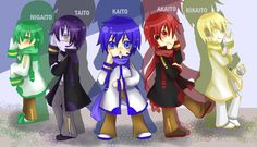 Vocaloid Akaito And Kaito Vocaloid Funny, Vocaloid Kaito, Kaito Shion, Manhwa, Vocaloid Characters, Fb Covers, Anime, Coding, Fandoms