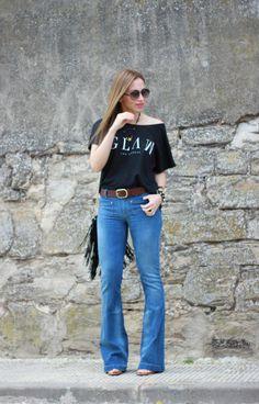 Bootcut. Jeans. Blog pistas de mi armario, tendencias, moda, consejos, belleza, style, stylestreet, looks, shopping, fashion
