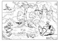 Sprookjesboom. http://www.gildehuys.net/#Kleurplaten