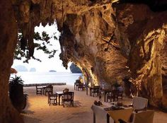 Romantic Halong Bay Cave