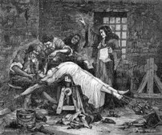 Old Witchcraft | It is no secret that the Middle Ages in many countries dominated by ...