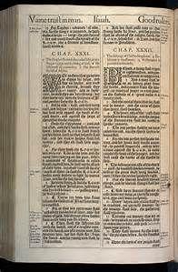 Original Bible Before King James - Bing images