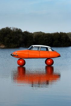 "Citroen DS - the ""Goddess"""