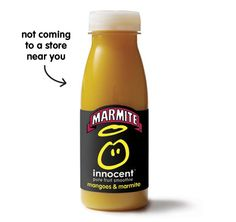 mangoes & marmite