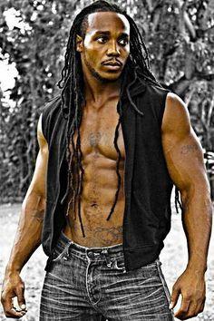 model sexiest black male dreadlocks