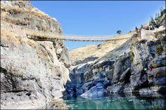 """""""El Puente Q'eswachaka: ingeniería y tradición"""" una de las más espectaculares obras de ingeniería del mundo andino"""