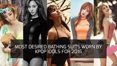 Most desired bathing suits worn by idols for 2016 | http://www.allkpop.com/article/2015/12/most-desired-bathing-suits-worn-by-idols-for-2016