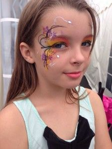 schmink eyedesign de kindercarrousel