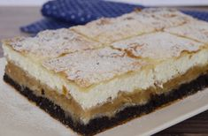 Sweet Recipes, Cake Recipes, Eastern European Recipes, Strudel, Vanilla Cake, Nutella, Tiramisu, Sweet Tooth, Cheesecake