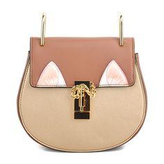 Gold Cartoon Pattern Zipper Closure Bag ($86) ❤ liked on Polyvore featuring bags, handbags, comic purse, gold handbags, cartoon handbag, comic handbag and gold purse