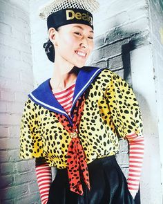 @desigual new spring-summer #2018 #collection on the last #CollezioniDonna coloraholic special issue! #milanofashionweek #newyorkfashionweek #trends #streetwear #catwalk #pretaporter #precollection #berlin #newyork #milan #milano #desigual via COLLEZIONI MAGAZINE OFFICIAL INSTAGRAM - Celebrity  Fashion  Haute Couture  Advertising  Culture  Beauty  Editorial Photography  Magazine Covers  Supermodels  Runway Models