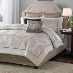 Madison Park Sausalito 12-piece Bed in a Bag with Sheet Set | Overstock™ Shopping - Great Deals on Madison Park Bed-in-a-Bag
