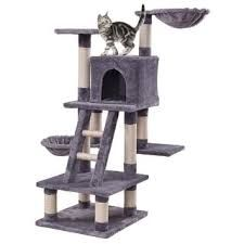 46 Cat Tree Multi-Level Cat Tower Furniture Kitten Activity Tower Condo with Pe - Cat Furniture - Ideas of Cat Furniture - 46 Cat Tree Multi-Level Cat Tower Furniture Kitten Activity Tower Condo with Pe Price : Cat Climbing Shelves, Outdoor Cat Tunnel, Cat House Plans, Billy Ikea, Cat Activity, Cat Towers, Sisal Rope, Orange Tabby Cats, Cat Scratching Post