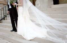Beautiful wedding by Leslee Mitchell