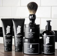 Beau Brummell for Men Skincare line