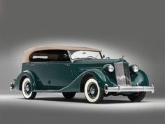 Packard Eight Phaeton (1402-910) \'1936