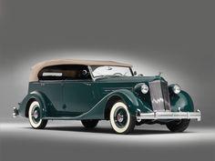 Packard Eight Phaeton (1402-910) \'1936