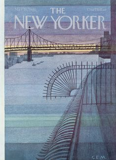 The New Yorker - Monday, March 31, 1980 - Issue # 2876 - Vol. 56 - N° 6 - Cover by : Charles E. Martin