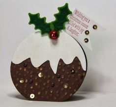 SAB embossing folder by Stampin Up UK Zoe Tant blog: Christmas Card Club