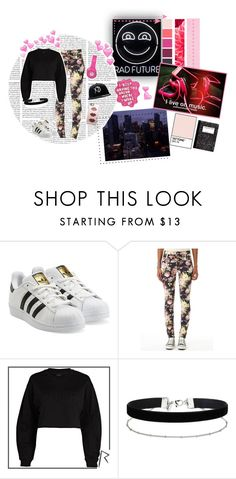 """""""i just wanted you to know, that baby you're the best...."""" by carmenw-42 ❤ liked on Polyvore featuring INDIE HAIR, Beats by Dr. Dre, xO Design, adidas Originals, River Island, Miss Selfridge, Sharpie and Casetify"""