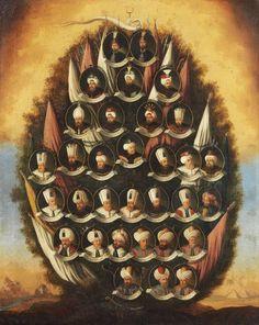 Ottoman Sultans (Osmanlı Sultanları)