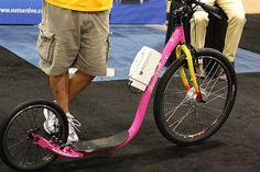 E-Footbike