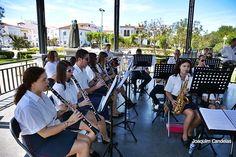 Campomaiornews: Banda 1º Dezembro em Concerto no Coreto do Jardim ...
