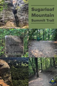 This family friendly hike is just a short drive from Greers Ferry Lake in Heber Springs, Arkansas!