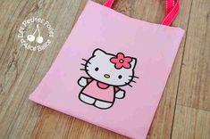 Alice Balice DIY - Anniversaire Hello Kitty : sacs à cadeaux