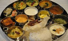 10 'Thalis' From Around India That Will Take You To Food Heaven-South Indian Thali