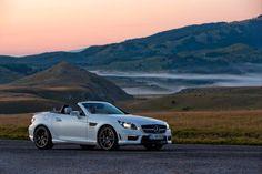 Mercedes-Benz SLK55 AMG.  European model shown.  For more information, visit: http://mbenz.us/l96iRY