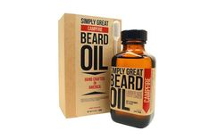 This beard oil smells AMAZING. A real panty dropper in a bottle ;)