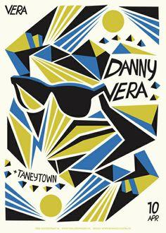 Danny Vera - Vera Groningen, Netherlands 2014 - by Rommie Schilstra