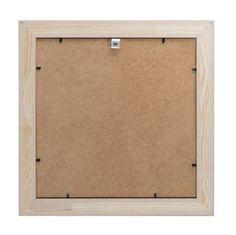 Holz Rahmen Angelina für Bilder quadratisch 10x10 15x15 20x20 25x25 30x30 40x40 50x50 Farbe Antik-Blau Format 10x10: Amazon.de:…