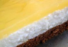 Mirinda szelet 2. Cheesecake, Sweets, Food, Cheesecake Cake, Sweet Pastries, Gummi Candy, Cheesecakes, Hoods, Meals