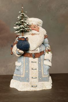 http://www.DennisBrownArtist.com Well known for his Santa figurines, Dennis Brown makes his creations in Bothell Washingon.