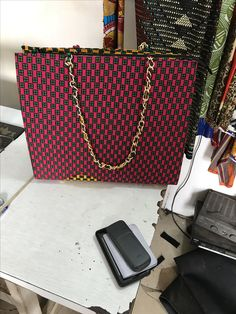 Fresh out of the oven. African print,ankara bag by bgdesignsafrica~African fashion, Ankara, kitenge, African women fashion, African prints, African fabrics, Nigerian style, Ghanaian fashion ~DKK African Prints, African Fabric, Ghanaian Fashion, African Fashion, Ankara Bags, Kitenge, African Women, Oven, Fabrics