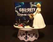 groom cake topper!! I could see mikey doing something like this for like guitar hero or some other game!