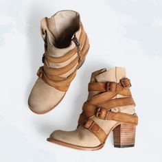 Sexy freebird boots