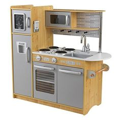 KidKraft Uptown Natural Kitchen KidKraft