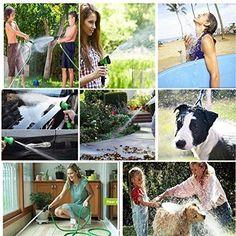 Garden Hose Water Hose to with Double Layer Latex Core - AsitiGift Love Garden, Water Garden, Garden Hose, Water Hose, Garden Seeds, Companion Planting, Fabric Covered, Garden Design, Gardening