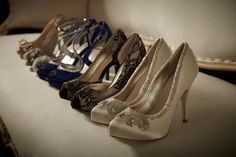 FIRST LOOK: DSW Disney Glass Slipper Collection - Inspired By Cinderella's Shoes (20 shoes!)