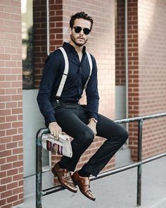BLOGGED: brick by brick - feat. @vincecamuto double monk straps  see it it all & shop the featured pieces on iamgalla.com now #cityguide by iamgalla