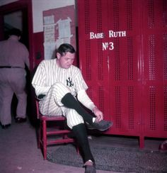 On this day in 1948, baseball legend Babe Ruth dies of cancer.