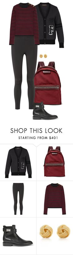 """Production Value."" by foreverforbiddenromancefashion ❤ liked on Polyvore featuring STELLA McCARTNEY, Helmut Lang, RED Valentino, Givenchy and Tiffany & Co."